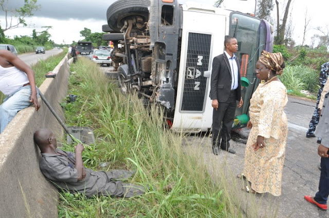ogun deputy governor accident victim