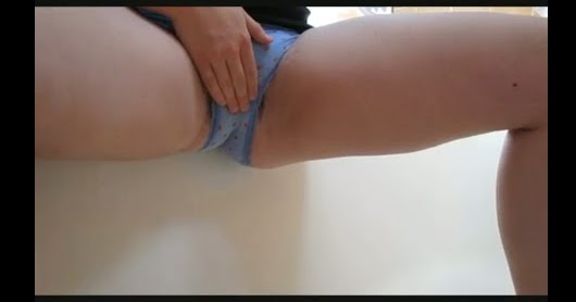 Tiny white girl orgasm