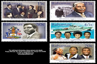 The Bahamas – 40th Anniversary of Independence