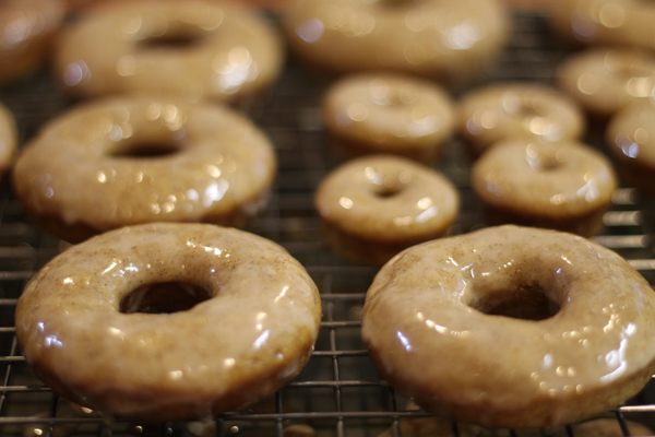 Double Dipped Apple Doughnuts Recipes — Dishmaps