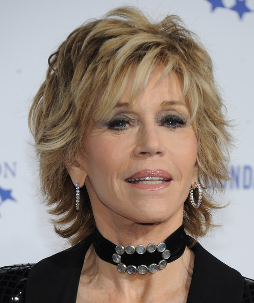 Celebrity Hairstyle Ideas For Women: Jane Fonda Hairstyle Ideas for ...