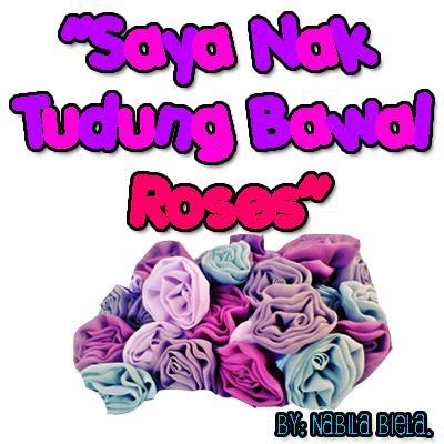 Saya Nak Tudung Bawal Rose