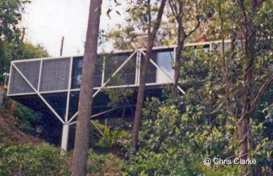 Casa puente de diseño contemporáneo en Australia