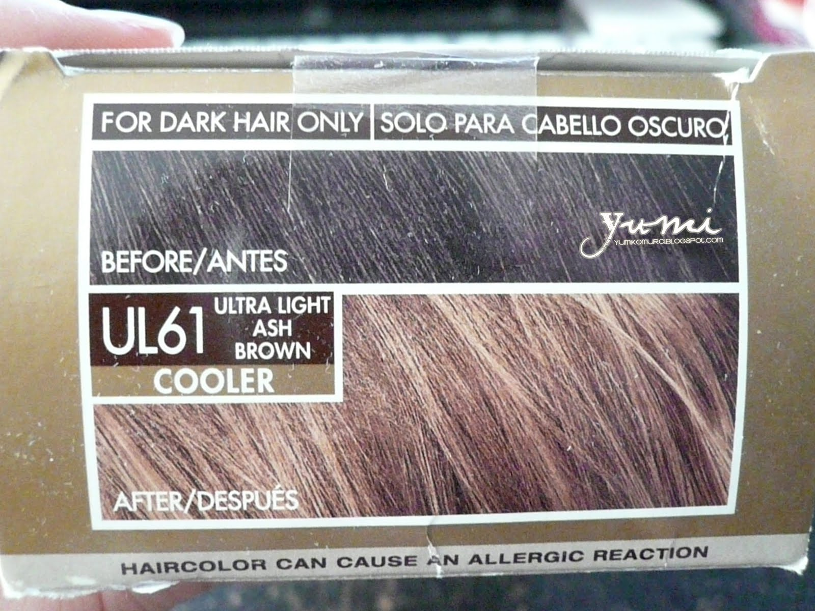 Picture For Preference Les True Brunettes Ultra Light Ash Brown Ul 61 ...