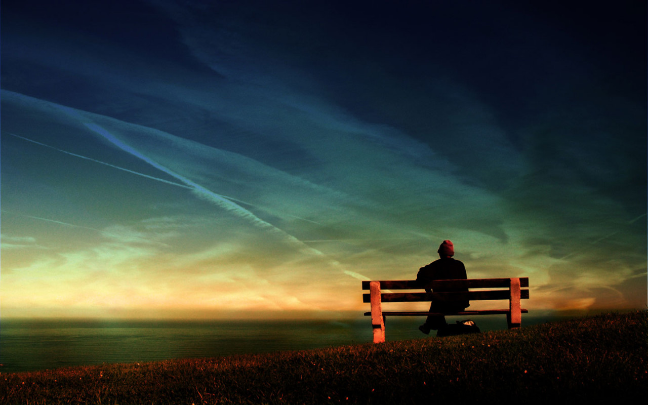 Hd Wallpapers Alone Wallpapers Sitting Alone Wallpapers Alone