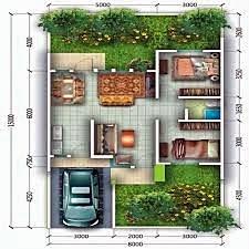 desain dapur untuk rumah type 36/60