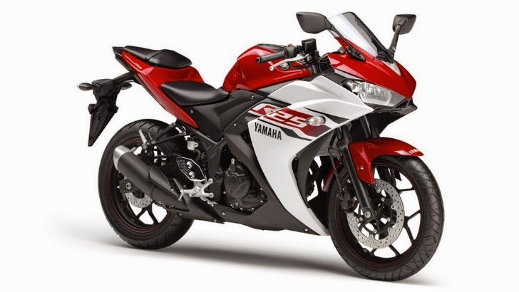 Gambar Yamaha YZF-R3 320cc Motor Yamaha Model Terbaru 2015