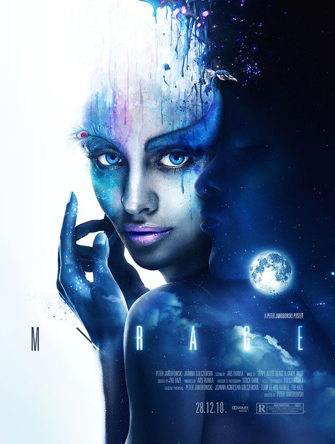 Creative Movie Poster Designs for your inspiration | CGfrog