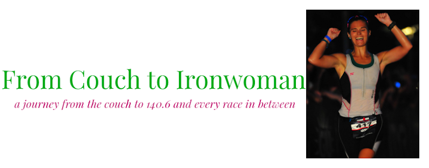 From Couch to Ironwoman