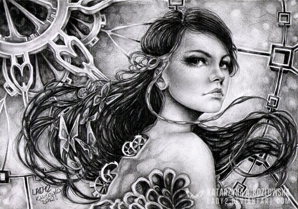 Mind-blowing Pencil Drawings