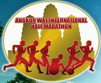 Angkor Wat International Half Marathon 2013 - Cambodia