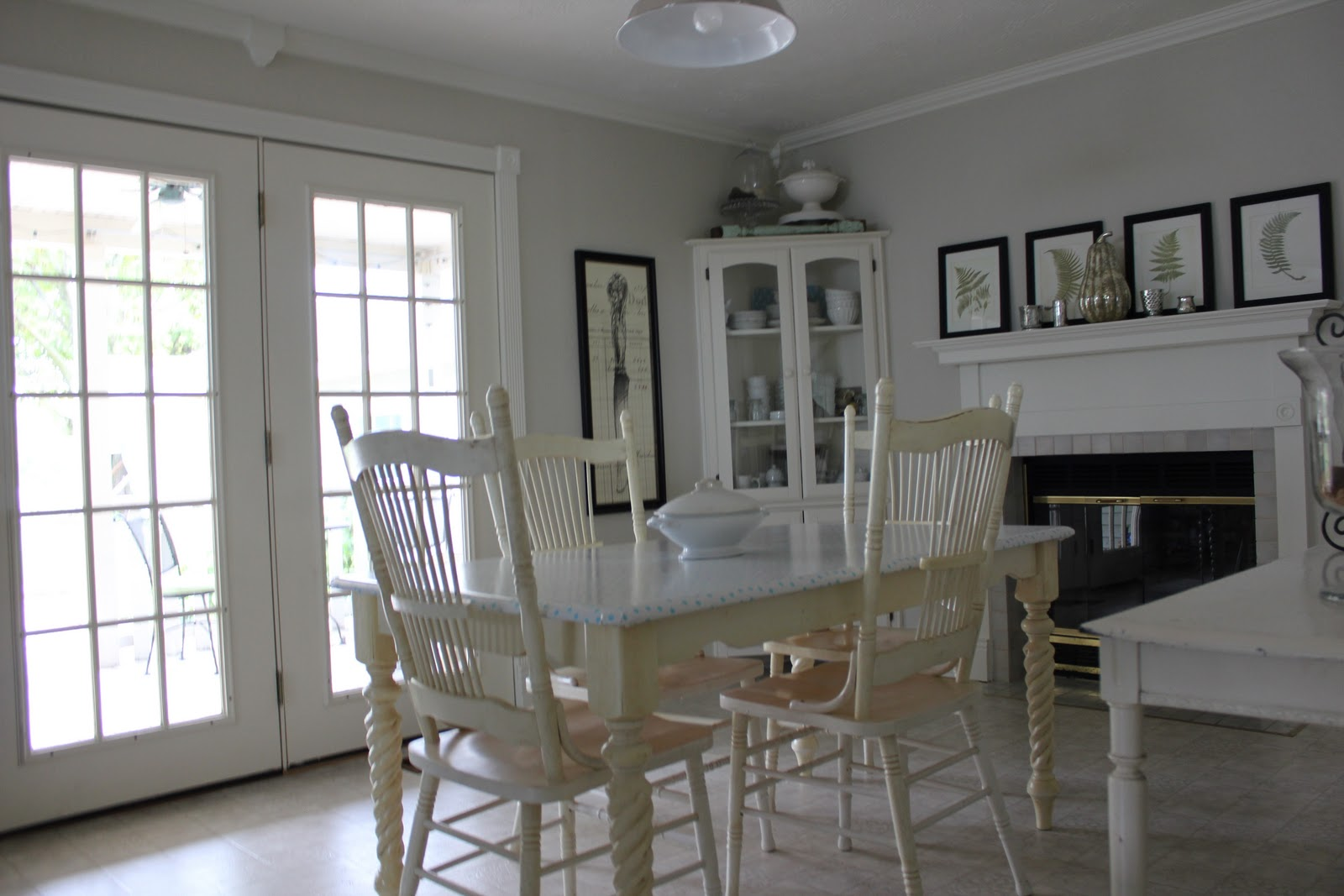 Benjamin moore natural cream - October 17 2011