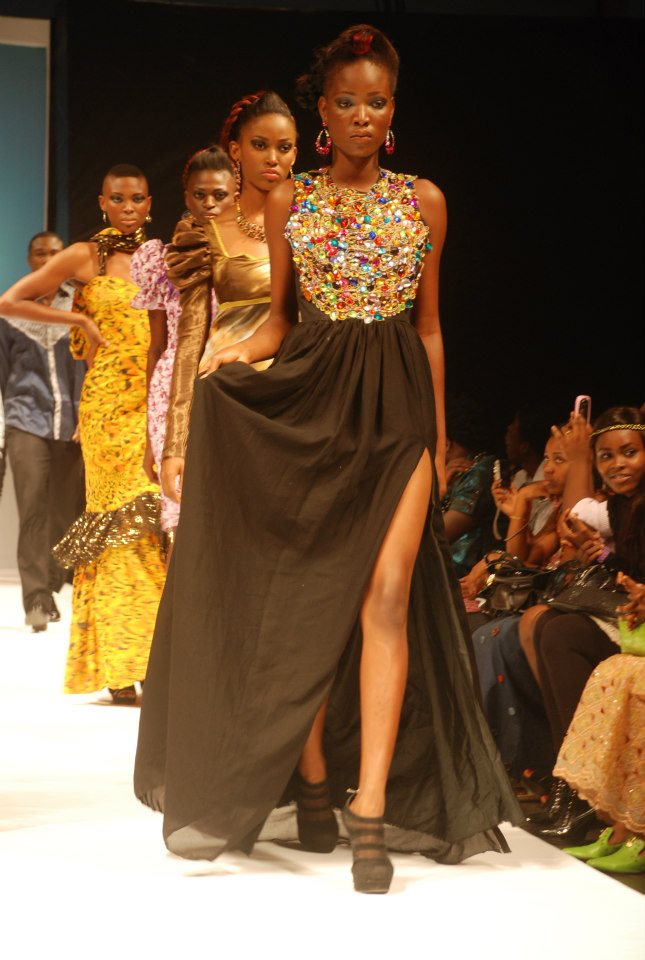 Nigeria Fashion Week Green Again Gossipha Magazine