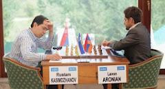 Kasimdzhanov - Levon Aronian