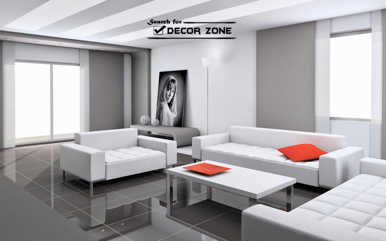 White living room furniture sets 17 ideas and designs for Living room ideas white