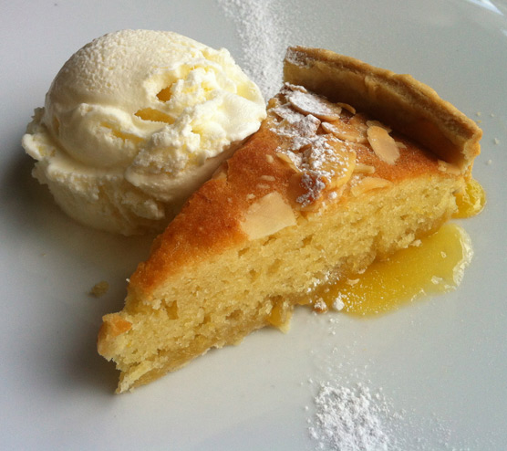 Lancashire Lemon Tart - Lucy's of Ambleside
