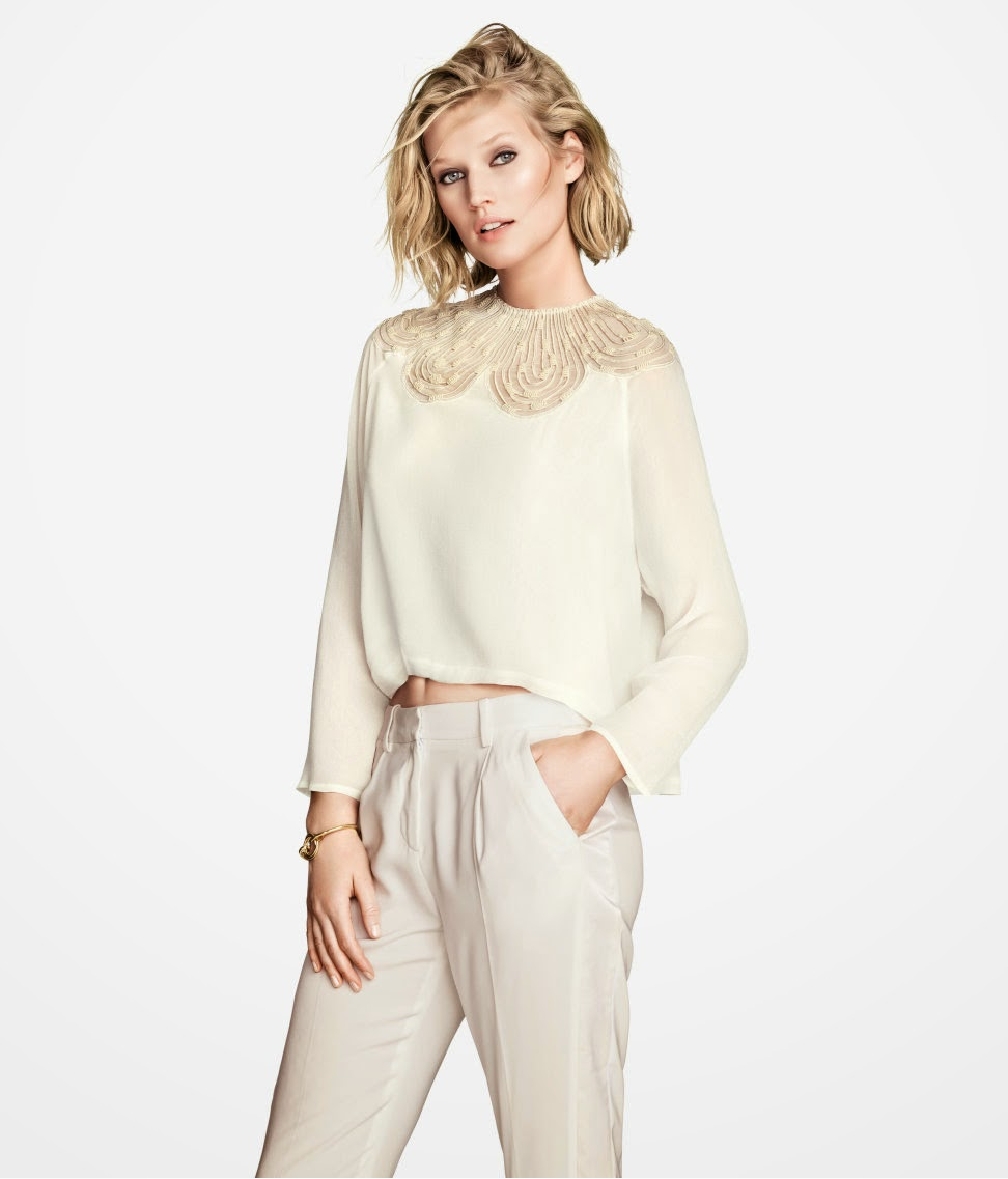 cream wool jumper