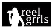 Reel Grrls logo