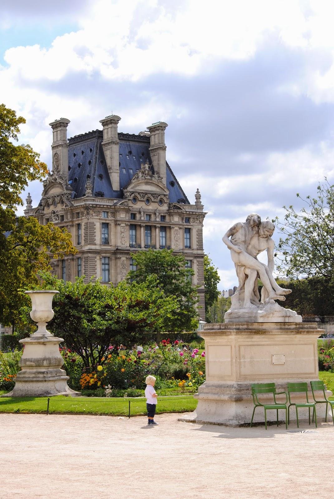 Agenzia viaggi gabritour settembre 2014 for Jardin de la tuilerie