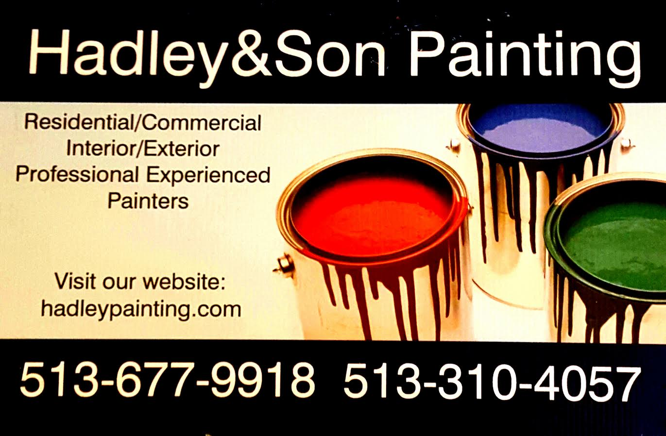Experienced house painters Maineville Ohio 45039
