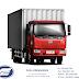 Xe tải thùng FAW J6 hai dí một cầu