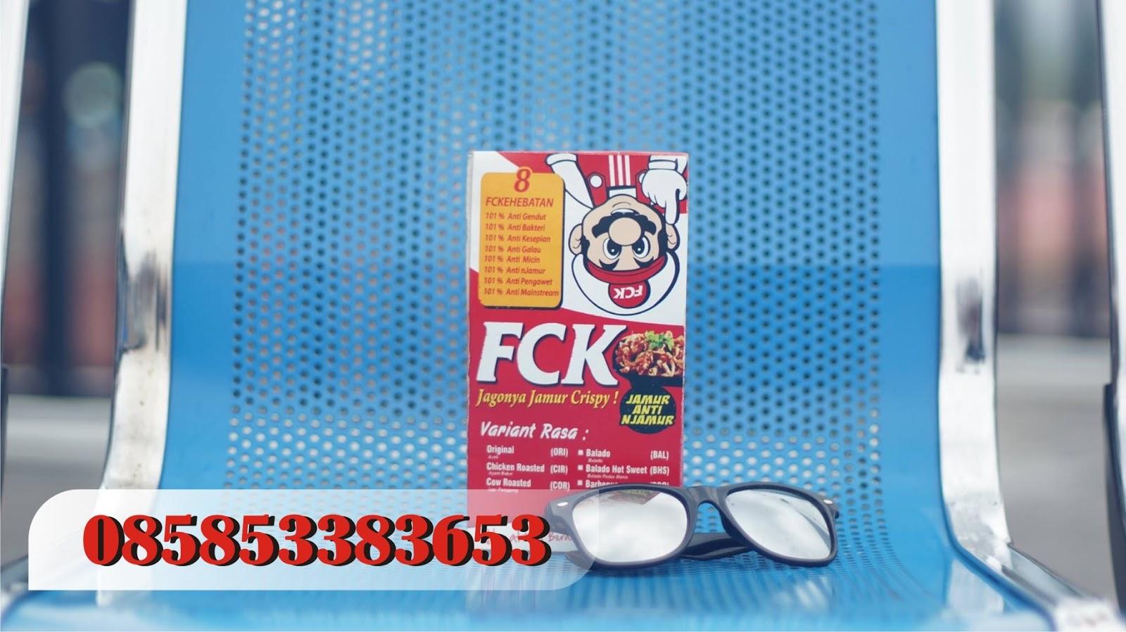 Jual Jamur Crispy FCK