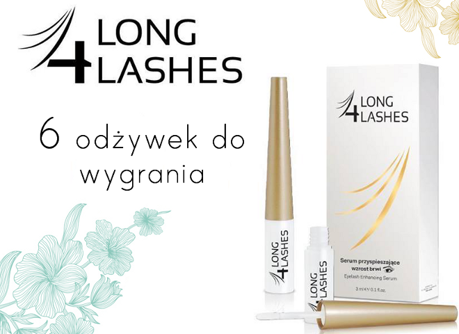Wyniki konkursu Long for lashes
