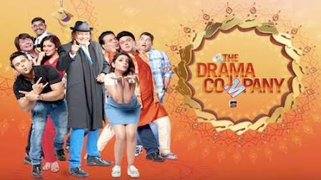 Poster Of The Drama Company 19th November 2017 Episode 37 300MB Free Download