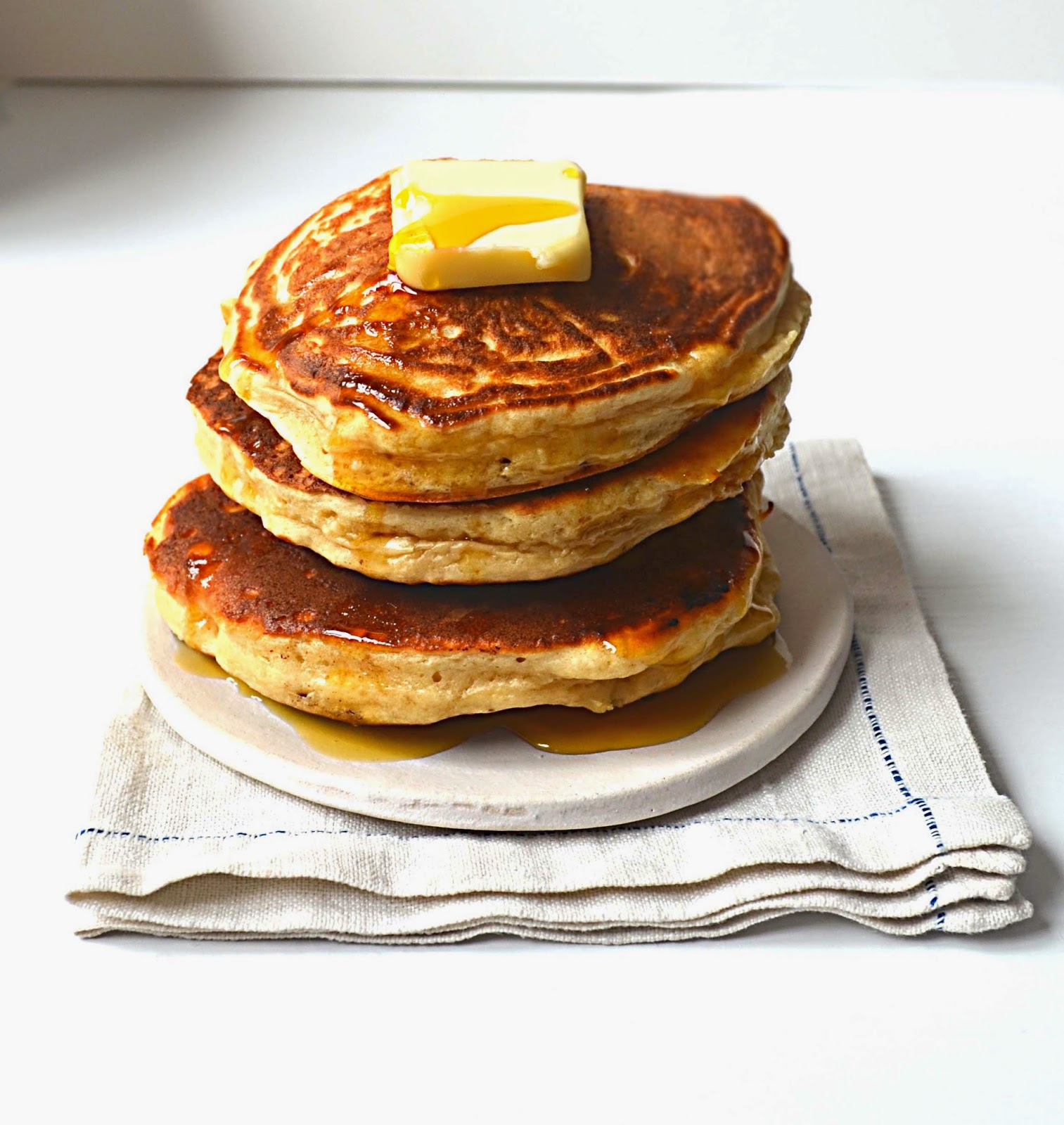 Sew French: The Best Buttermilk Pancakes