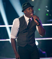 Jermaine Paul of The Voice during the Battle Round