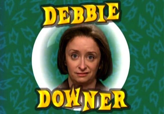 Debbie Downer character image