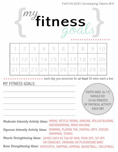 activity days fitness. Black Bedroom Furniture Sets. Home Design Ideas