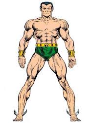 Biblioteca Marvel Namor