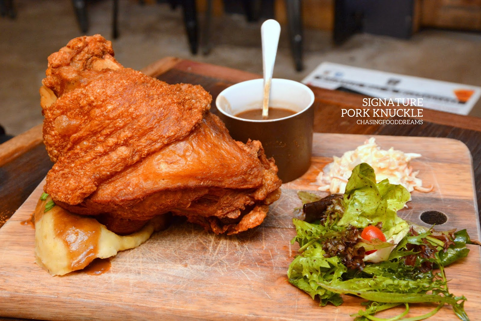 CHASING FOOD DREAMS Piggy Tail Bangsar Baru