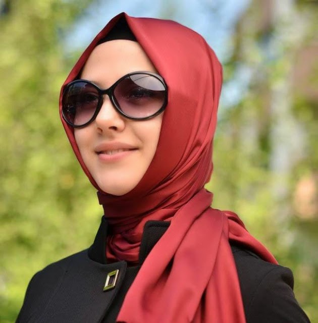 beautiful Muslim women in the world