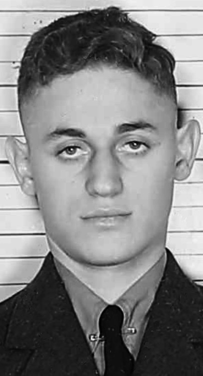 P/O Arthur Jacob Goldman - Co. 86