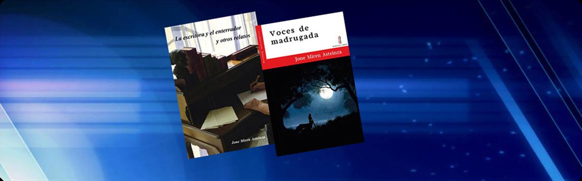 Dos libros de relatos