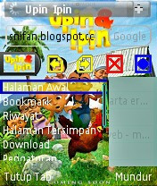 Opera Mini Upin Ipin Co-Exist S60V2 Three