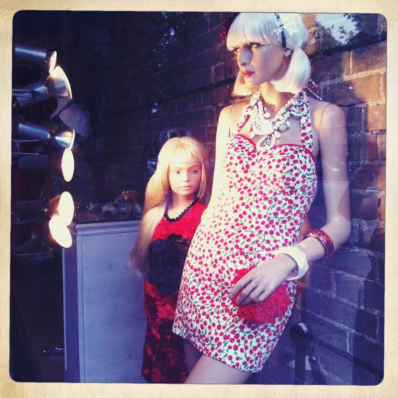 Fashion Crimes  August 2011