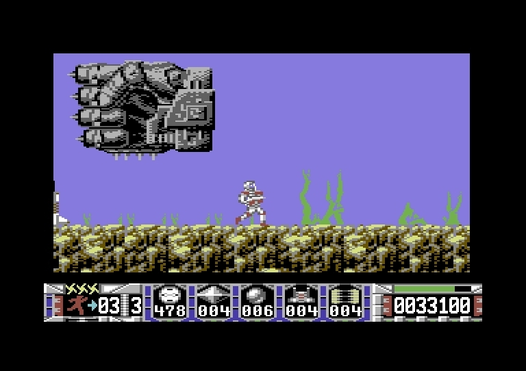 Turrican (Commodore 64)