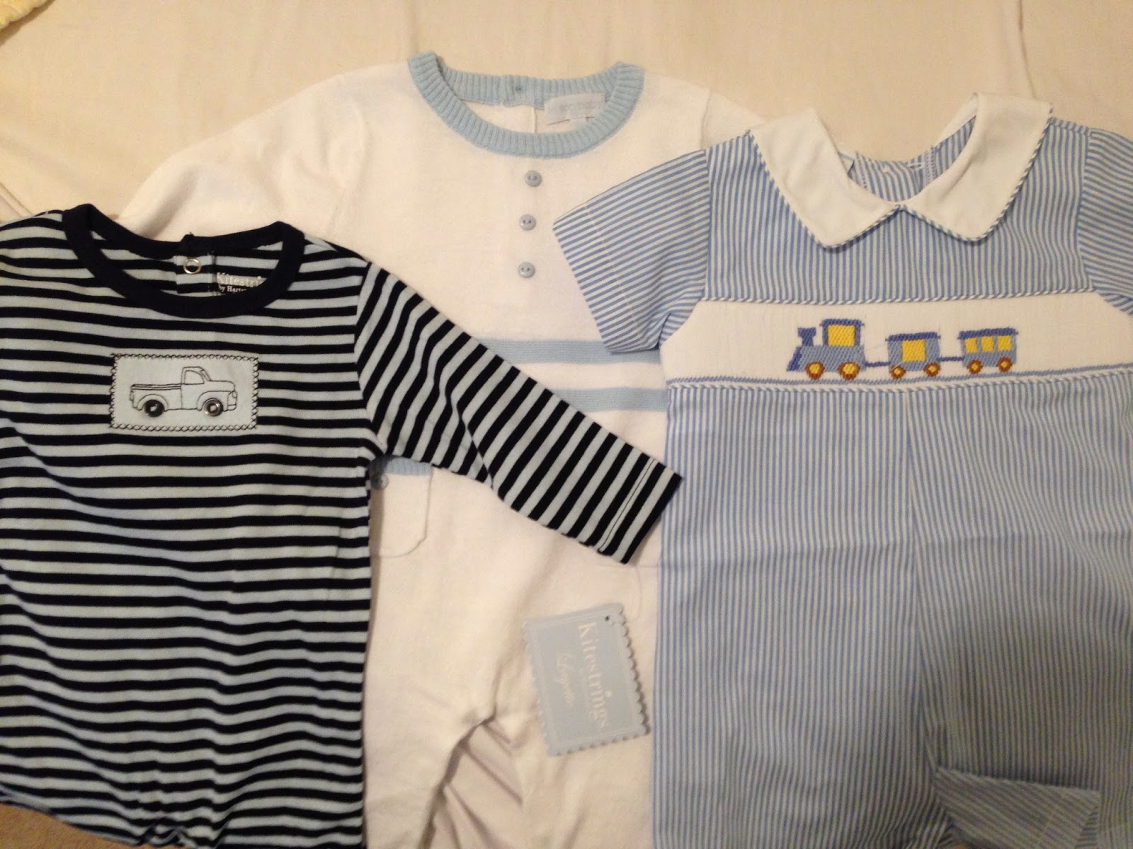 Baby Clothes For Boys On Sale