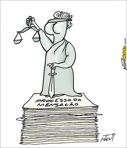 Processo do mensalão vai prescrever por causa da demora da justiça