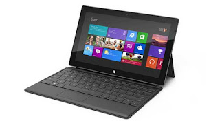 surface tablet microsoft