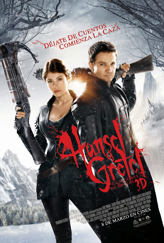 Hansel and Gretel Witch Hunters (BRRip 3D Español Latino)