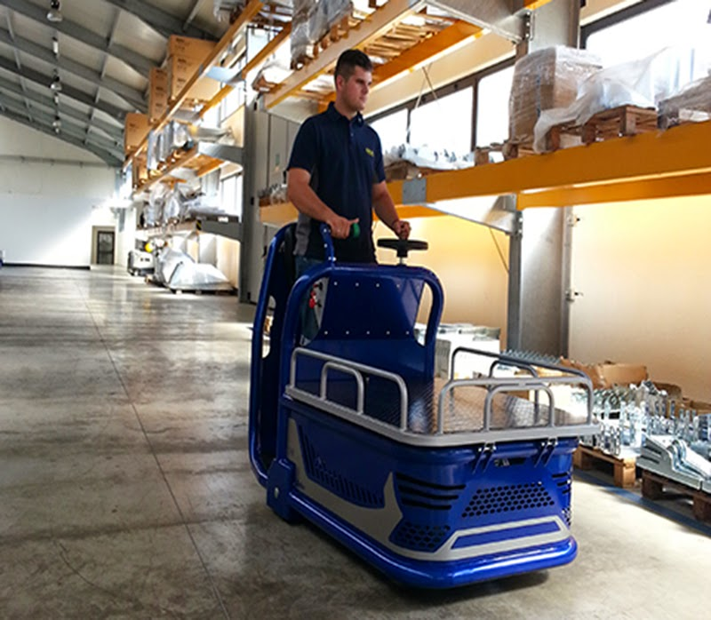 Warehouse Electric Vehicles Zallys Made In Italy: Zallys