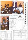 Poppenhuis in de Miniaturas