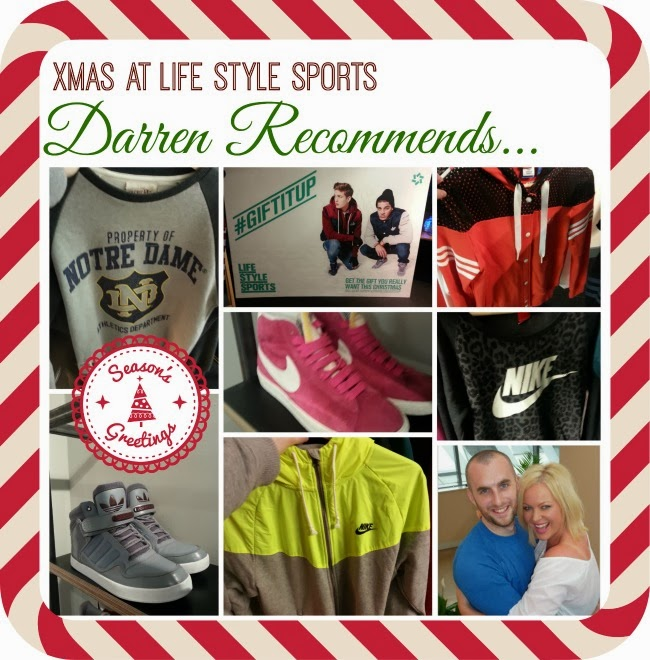 Christmas Gift ideas from Life Style Sports