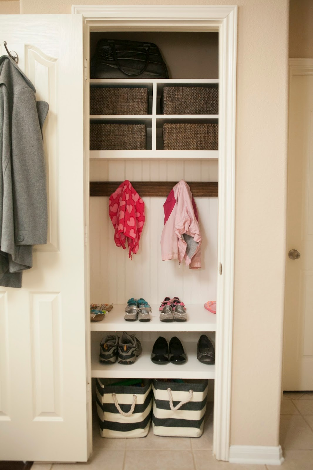Mybellabug : coat closet finale
