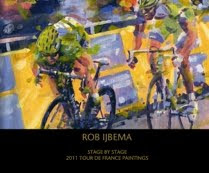 Tour de France 2011 book