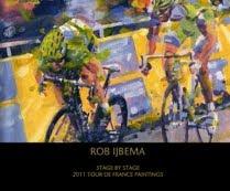 Tour de France 2011 book